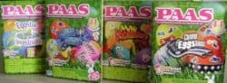 3 paas easter egg kits