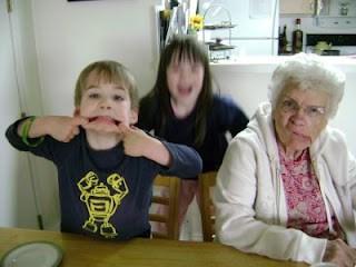 The Silly story of Grandma and Pretty Boy Floyd