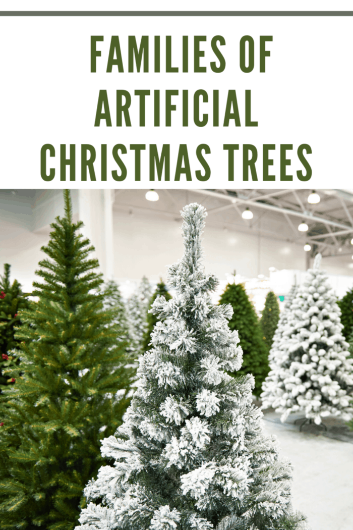 Buying Artificial Christmas Trees