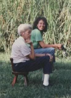 moni and georgina