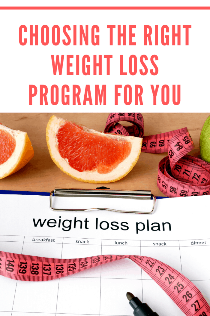 In choosing a weight loss program, you need to: be careful with your budget; get your doctor's approval; inquire about important questions.