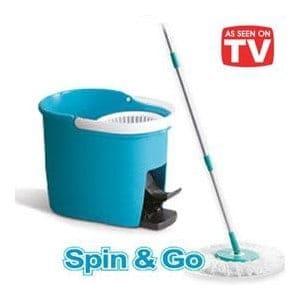 spin and go mop system