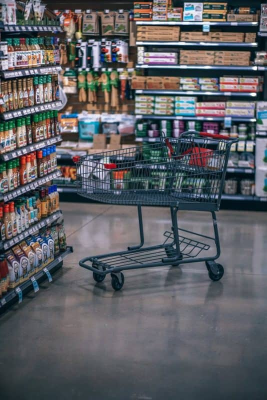 saving on the grocery bill