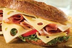 sublime sub sandwich