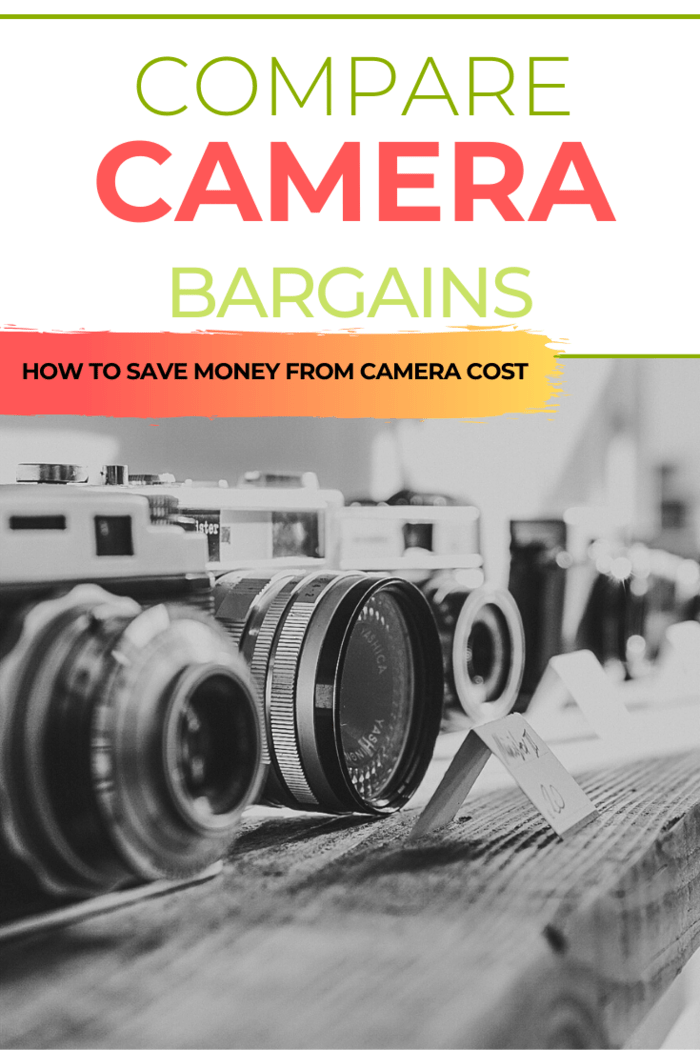 When looking to Save money from camera cost: Go basic and if there are old models on a bargain, give them serious consideration.