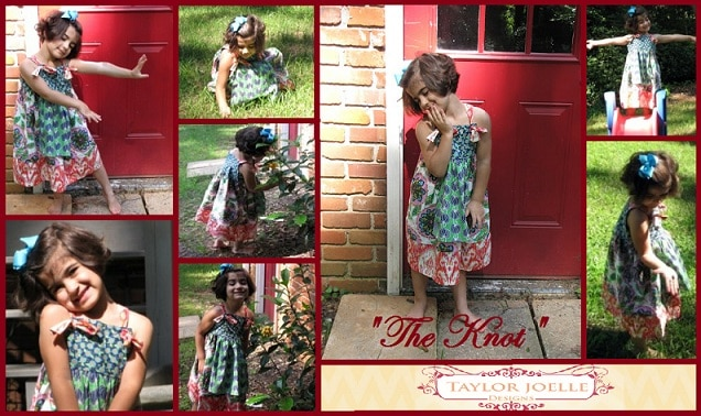 The Knot Dress Taylor Joelle