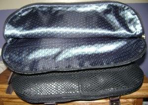 Inside the Riley bag