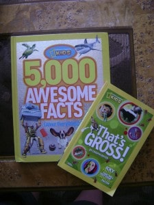 National Geographic Kids: 5,000 Awesome Facts and That's Gross