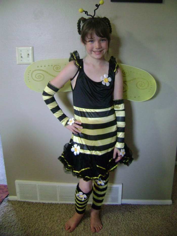 Party City Costumes Party City Exclusive Bee costume