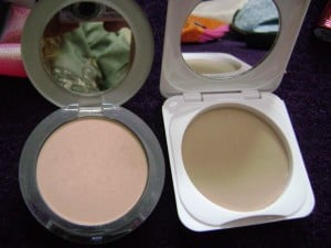 Pressed powders. Which one is real?