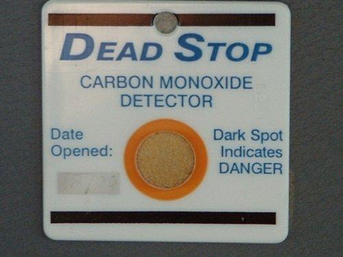 Carbon Monoxide detectore