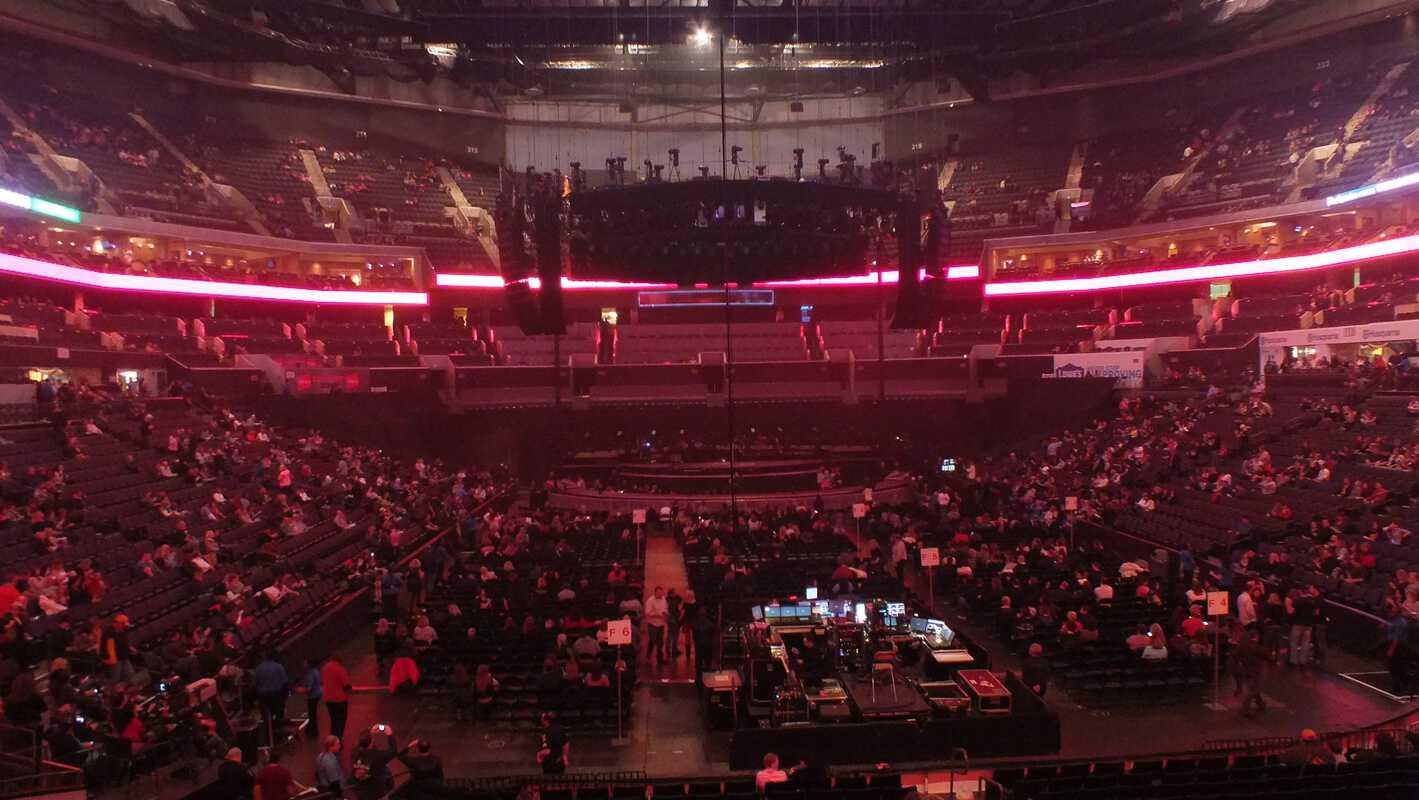 Bon Jovi Stage Charlotte
