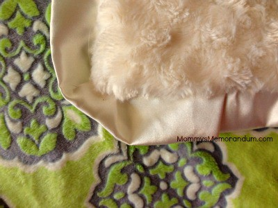 minky couture blanket