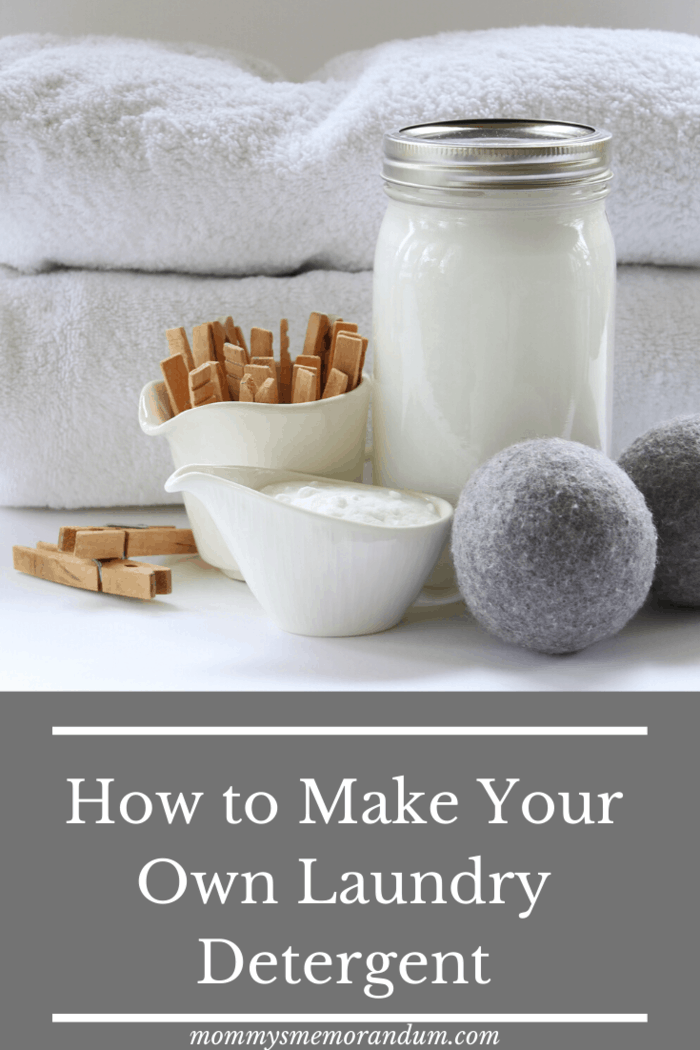Ready to save money and learn how to make your own laundry detergent?  This guide will walk you step-by-step through the process.  The reward will be an amazing laundry detergent that cleans clothing and saves you money!