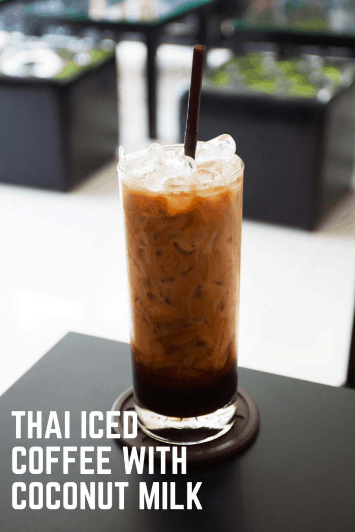 thai iced coffee with coconut milk (1)