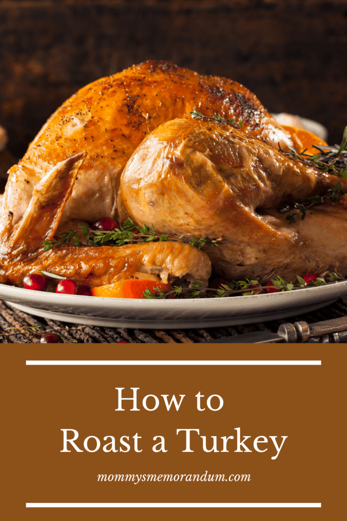 This roasted turkey recipe focuses on simplicity--no stuffing, no trussing, no fussing.