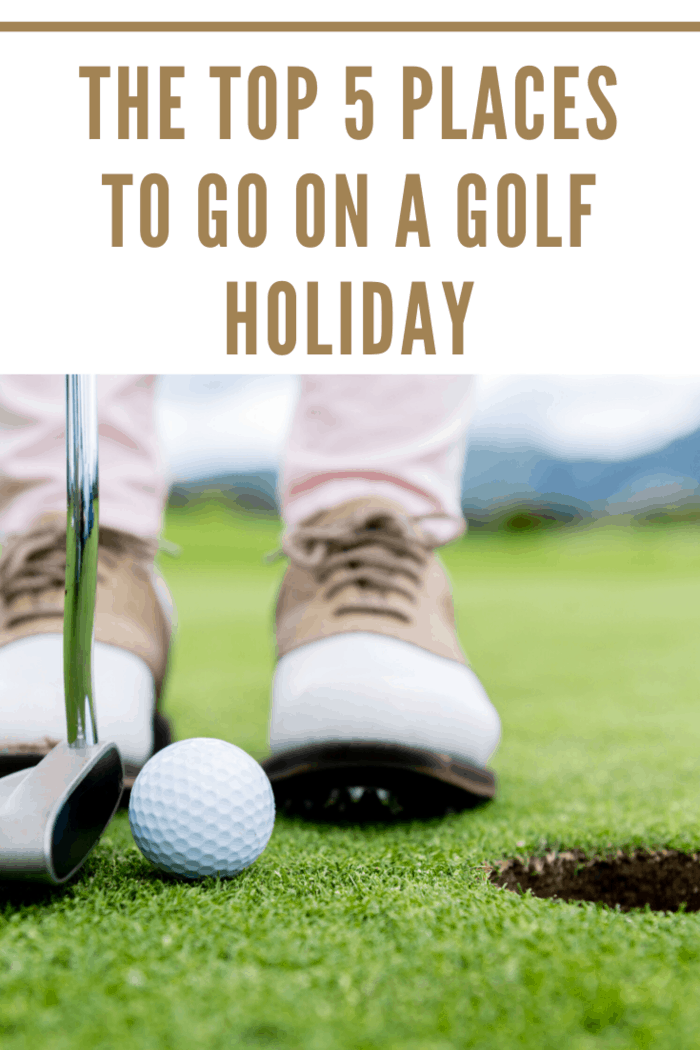 Here are some of the top golf holiday destinations around the world, each boasting an excellent golf experience on top of the interesting experiences they offer.