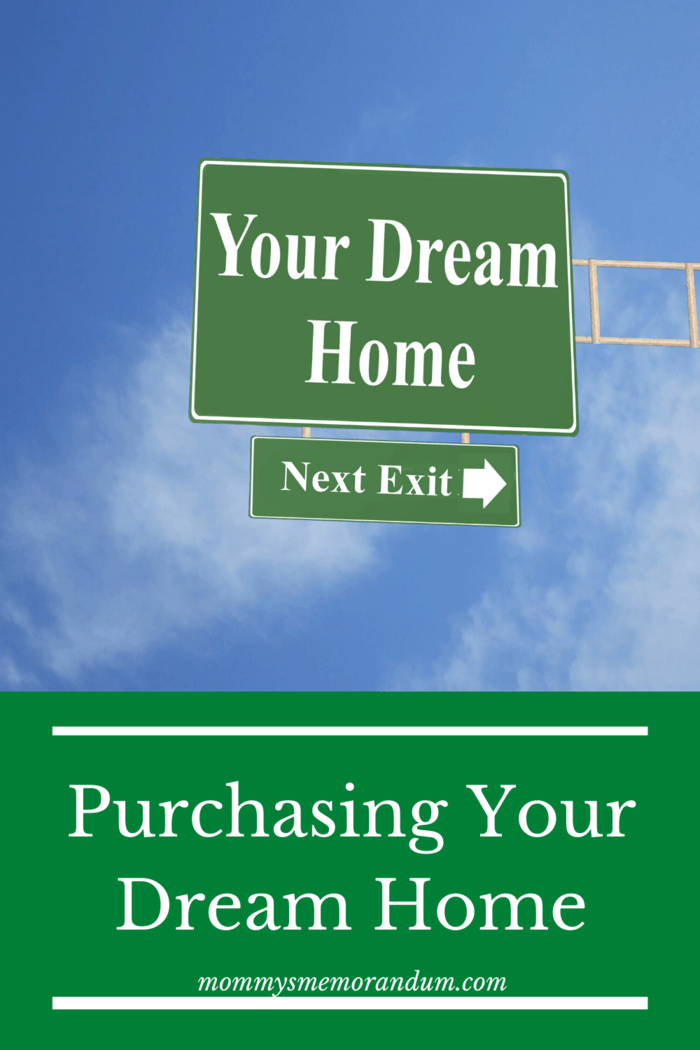 your dream home next exit road signs