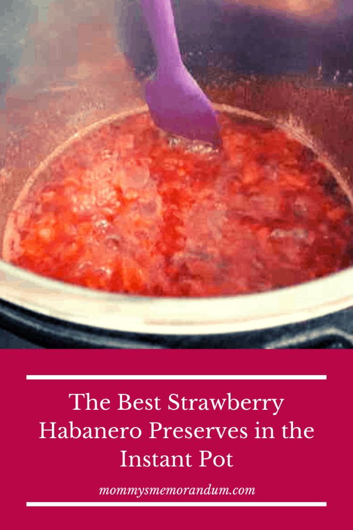 Stir pectin into strawberries until you have rolling boil--about 2 minutes