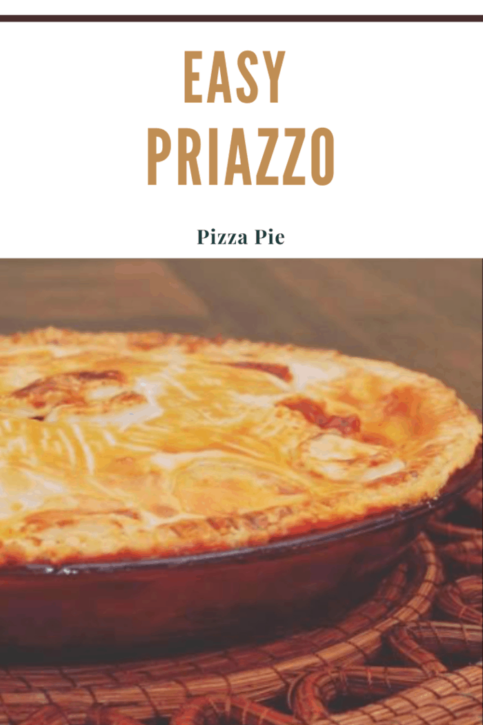 We broke the code on the 1985 Pizza Hut Priazzo and skipped the wait time to offer you this Priazzo Recipe. Bring the 1980s back to dinner!