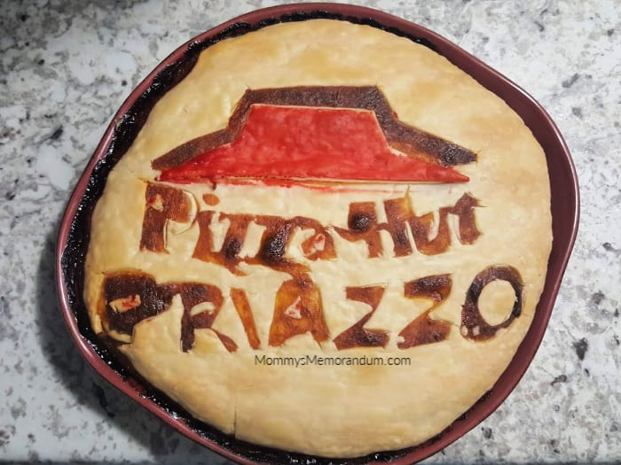 We broke the code on the 1985 Pizza Hut Priazzo and skipped the wait time to offer you this Priazzo Recipe. Bring the 1908s back to dinner! #priazzo #copycatpizzahut #copycatrecipes #pizzahut