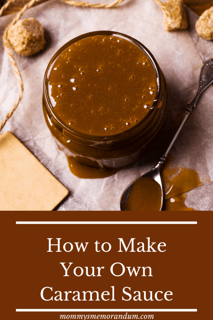 Use this easy caramel sauce recipe to whip up a topping for ice cream, pie (it is delicious with pear pie), and more.