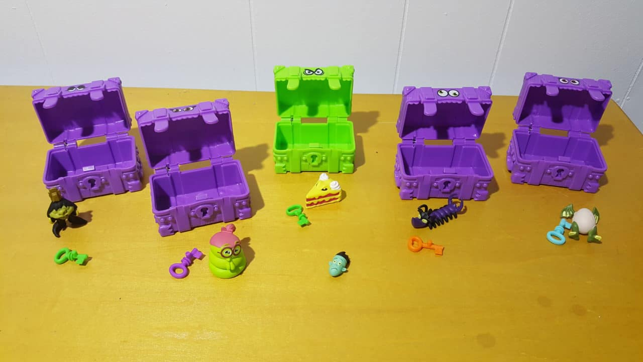 hotel transylvania monster mayhem blind collectibles
