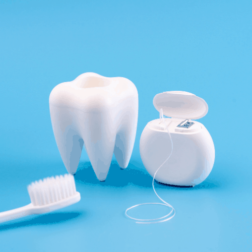 healthy dental equipment tools for dental care Concept for Resolutions You Should Make About Your Dental Health