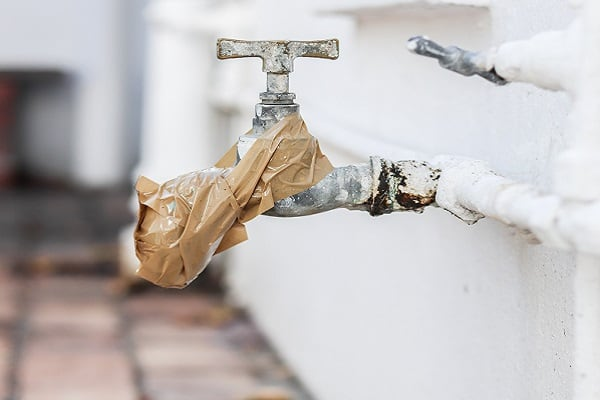 4 Common Causes of Home Water Damage