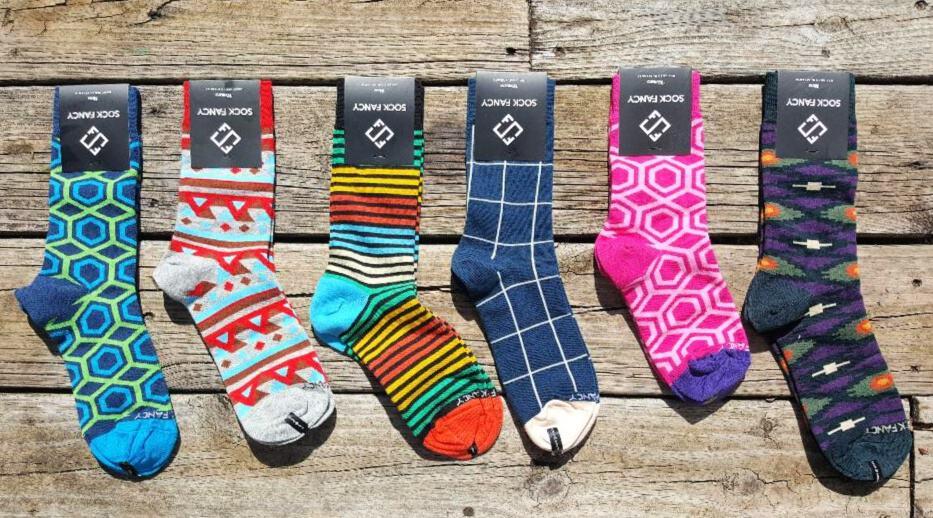 sock fancy selection