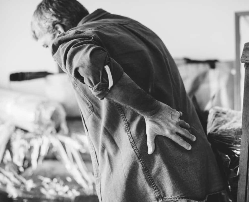 Why You Have Back and Lower Back Pain