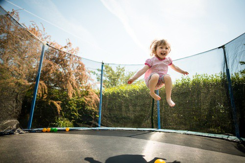 Trampolines and Why They're A Great Option To Get Kids Active