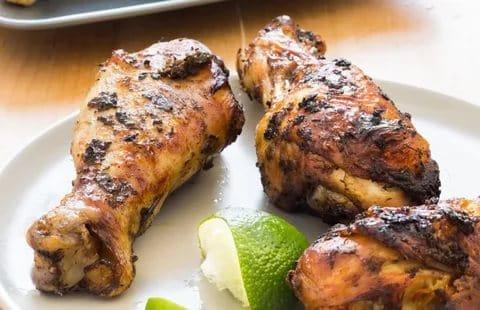 slow cooker chicken drumsticks