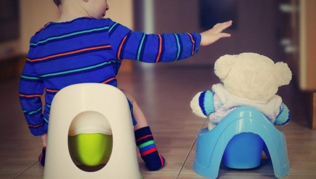 Discover the Secret to Potty Training Your Child in One Month