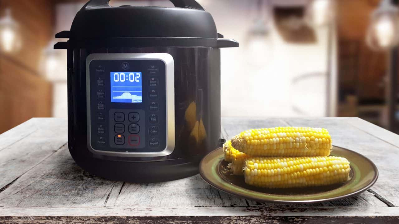 How to Make Corn on the Cob in the Pressure Cooker: