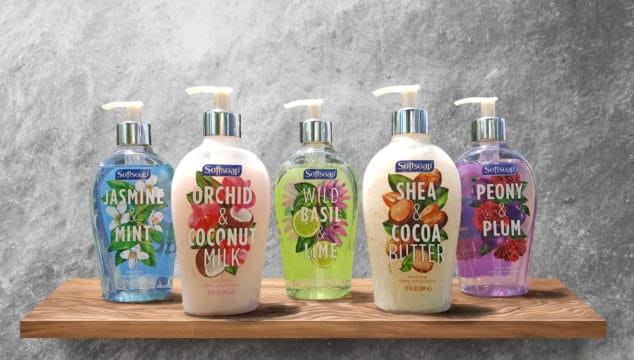 The Décor Collection from Softsoap