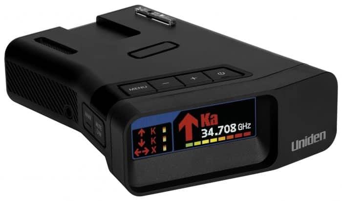 Uniden R7 radar detector