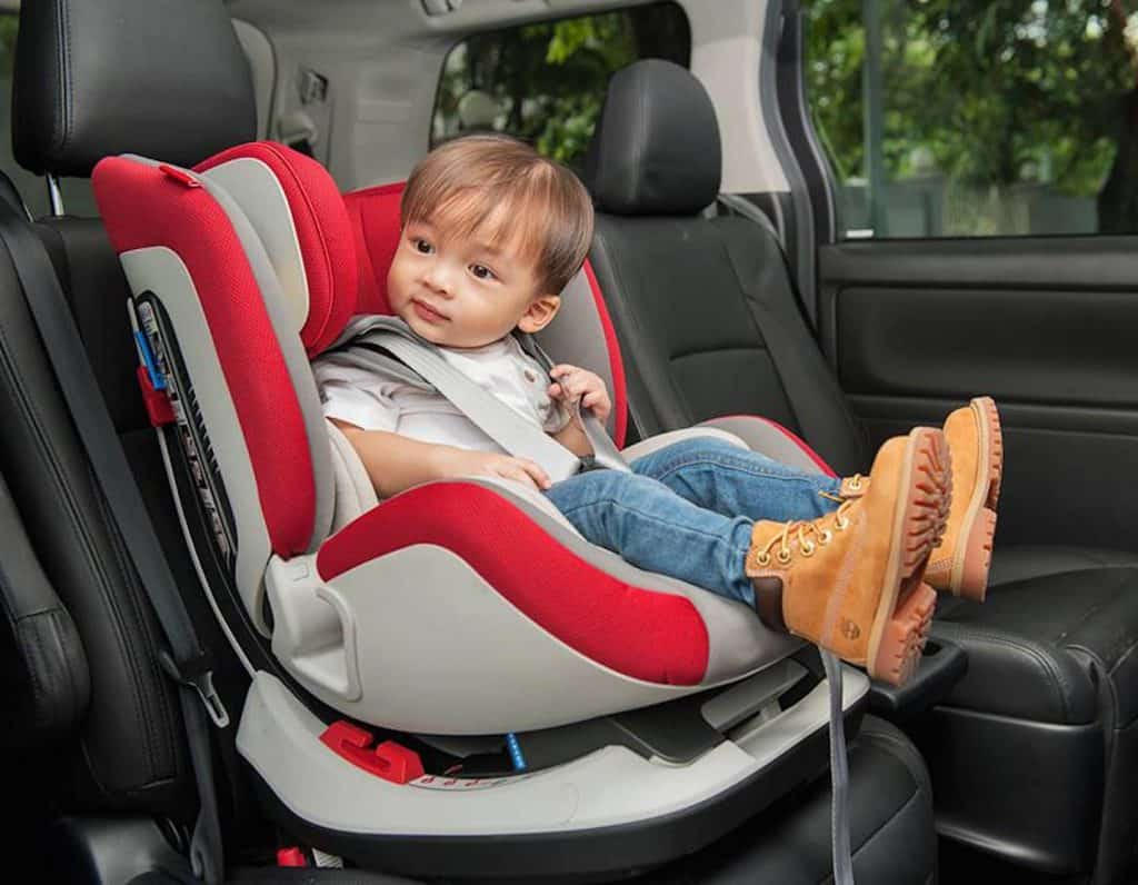 10 Car Seats in Singapore from Baby Seats