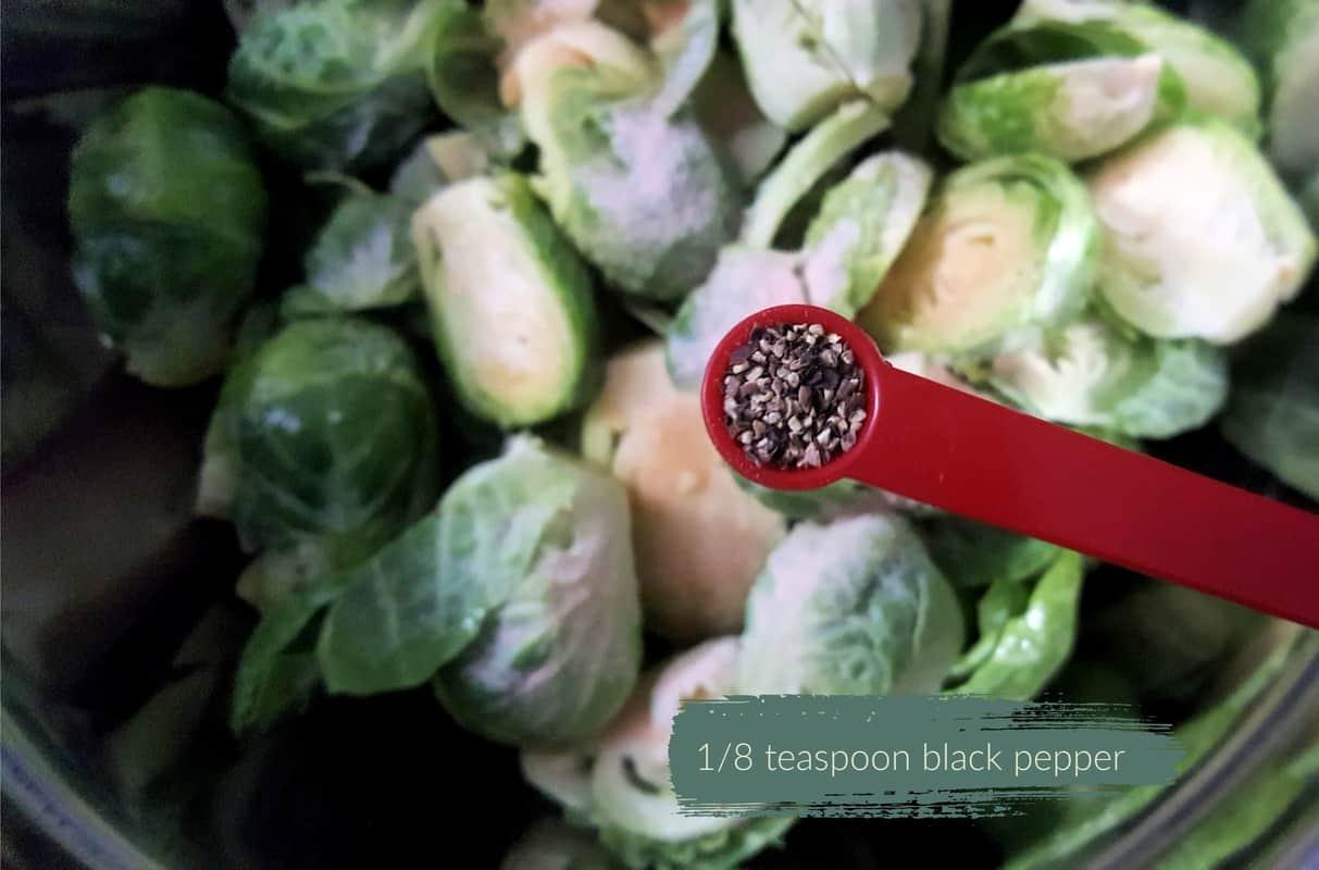 1_8 tsp black pepper