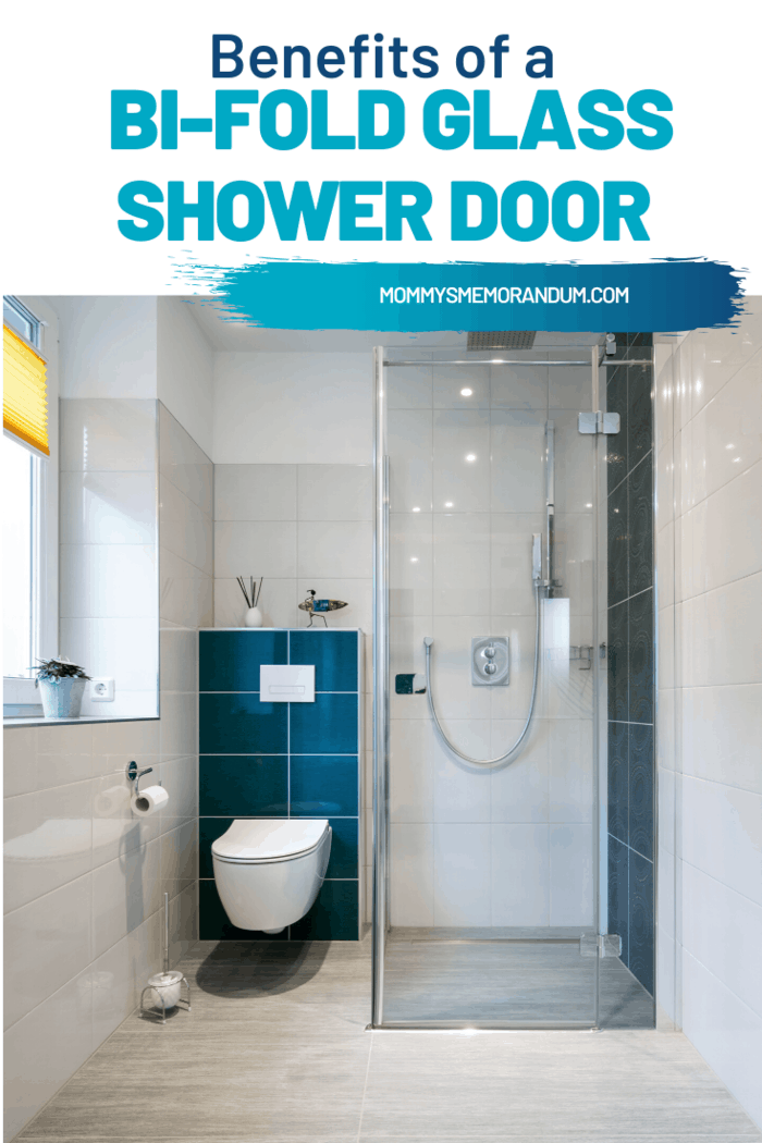 A swing shower door, otherwise known as a pivot shower door features hinges by the side that allows for smooth opening outward. If you're headed for a frameless shower configuration and you have the luxury of space, a swing shower door is highly recommended.