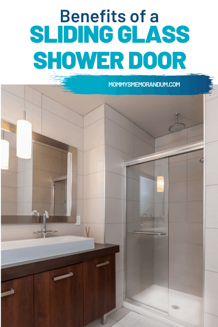 Sliding doors give your shower a seamless appearance as they do not block light from entering the shower. They also allow more light entry into your shower than most other frameless glass shower door type.