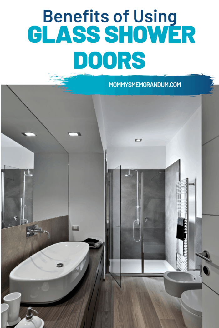 Glass shower doors are exceptionally durable and have a long service life, minimizing the risk of breaking or cracking with everyday wear and tear.