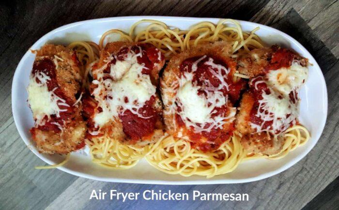 air fryer chicken parmesan (1)
