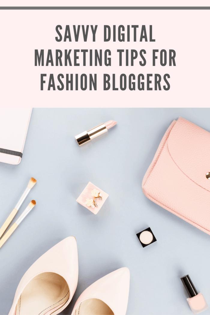 fashion blogger digital marketing fashion layout