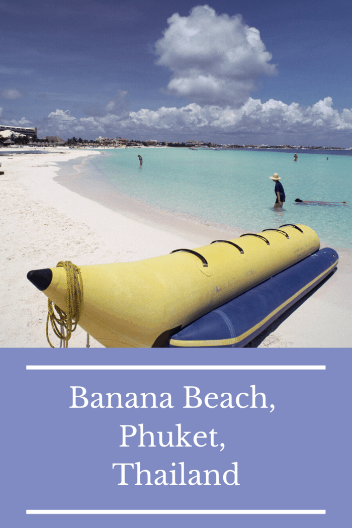 Despite being one of the most beautiful beaches in the world, Banana Beach in Phuket, Thailand is rarely crowded.