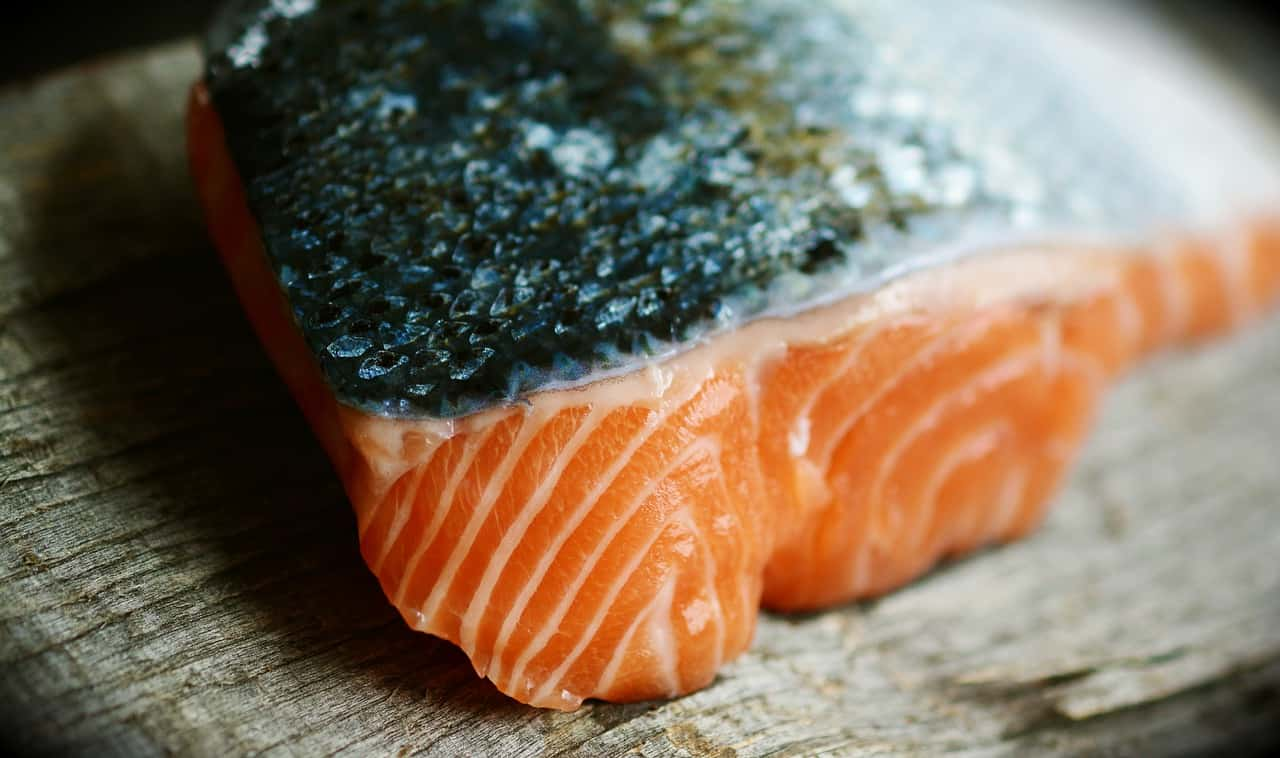 buy seafood online such as salmon