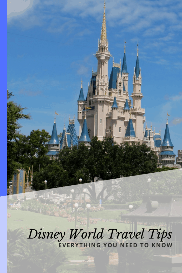 But, by following these Disney World travel tips, you'll make your vacation a lot more relaxed and enjoyable creating memories to last a lifetime.