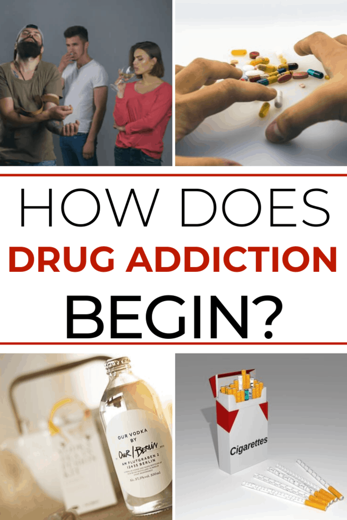 How does Drug addiction begin? We explore this topic to learn if it is just a ghastly mistake or something greater.