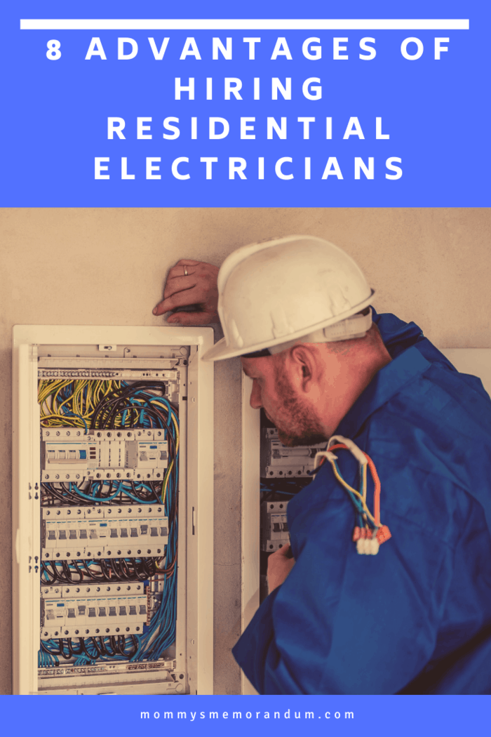 When you want to manage your home properly, you should consider hiring residential electricians who can do a number of things you may not be able to.