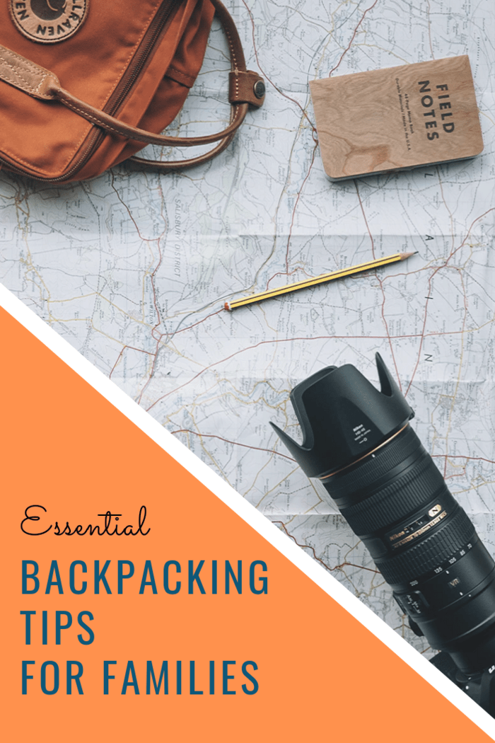 If you or members of your family have never been backpacking before it's a really good idea to simulate certain situations at home and practice so you can prepare them both physically and mentally.